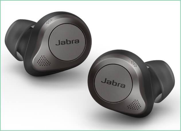 Jabra Elite85t チタニウムブラック
