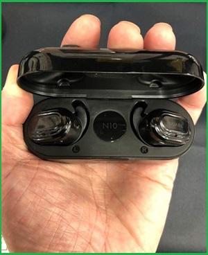 NUARL N10 Plus 充電ケース