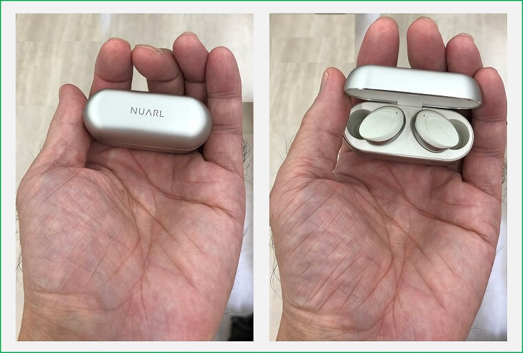 NUARL N6 mini2SE 充電ケース