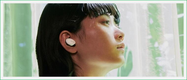 NUARL N6 mini2SE 装着感