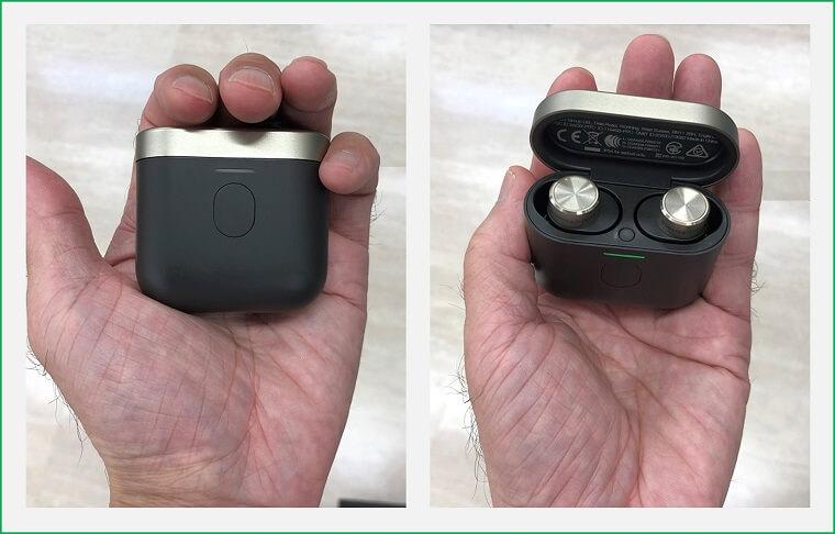 B&W PI7 充電ケース