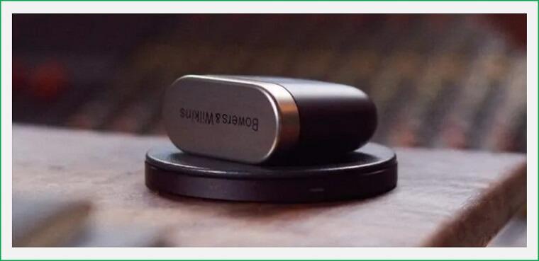 B&W PI7 ワイヤレス充電